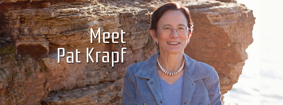 Meet Pat Krapf, Author of the Darcy McClain Series