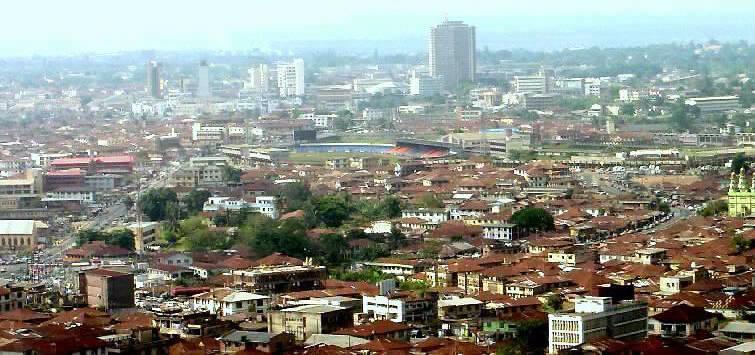 Ibadan, Nigeria Peugeot