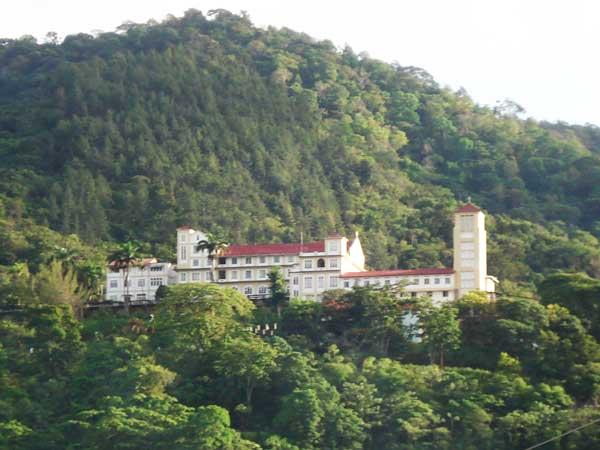 Mt. St. Benedict