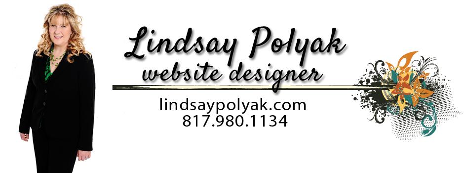 Lindsay Polyak Website Designer