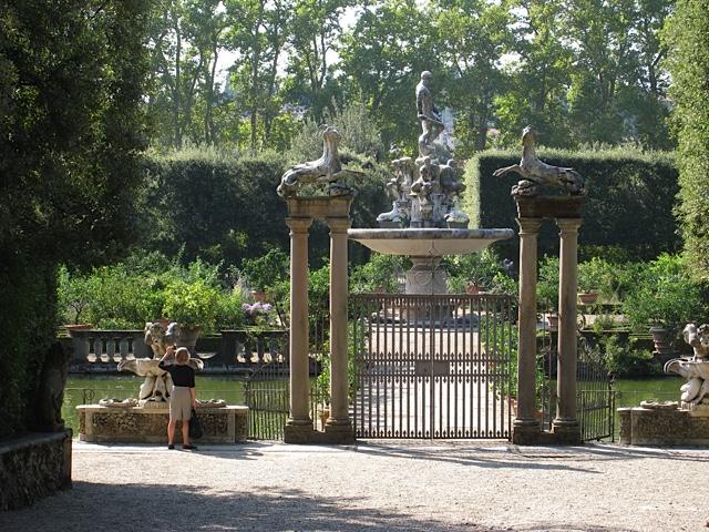 Florence Bobili Gardens