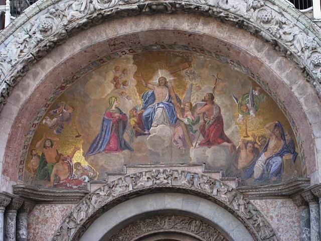 St Marks Basilica Venice Italy