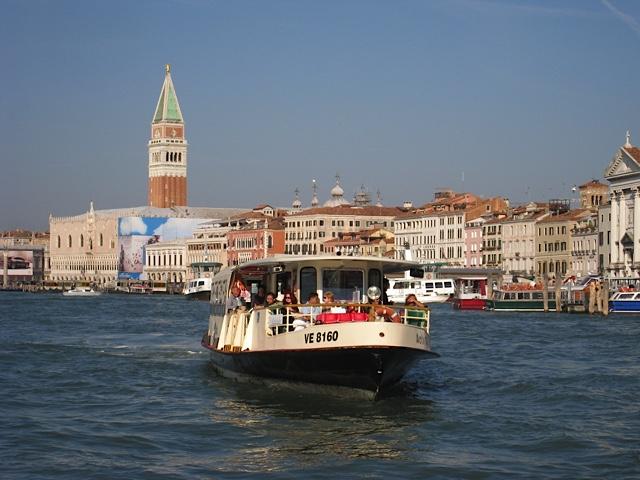 Venice-Murano Water Bus