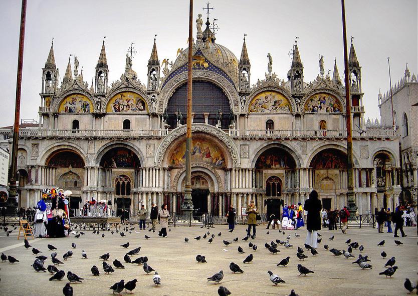 Venice St Mark's Basilica
