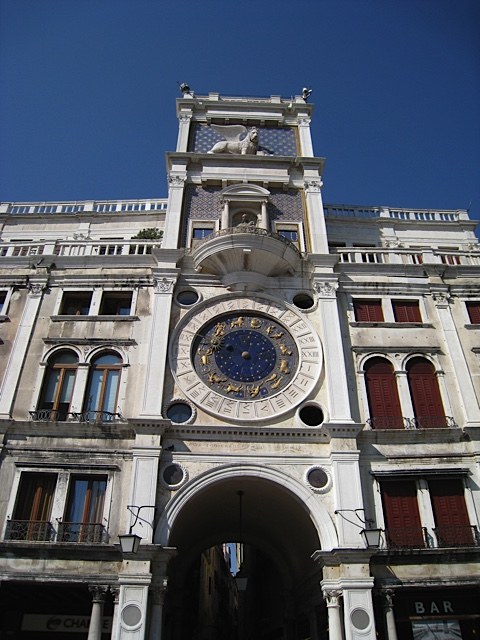 Venice St Mark's Piazza