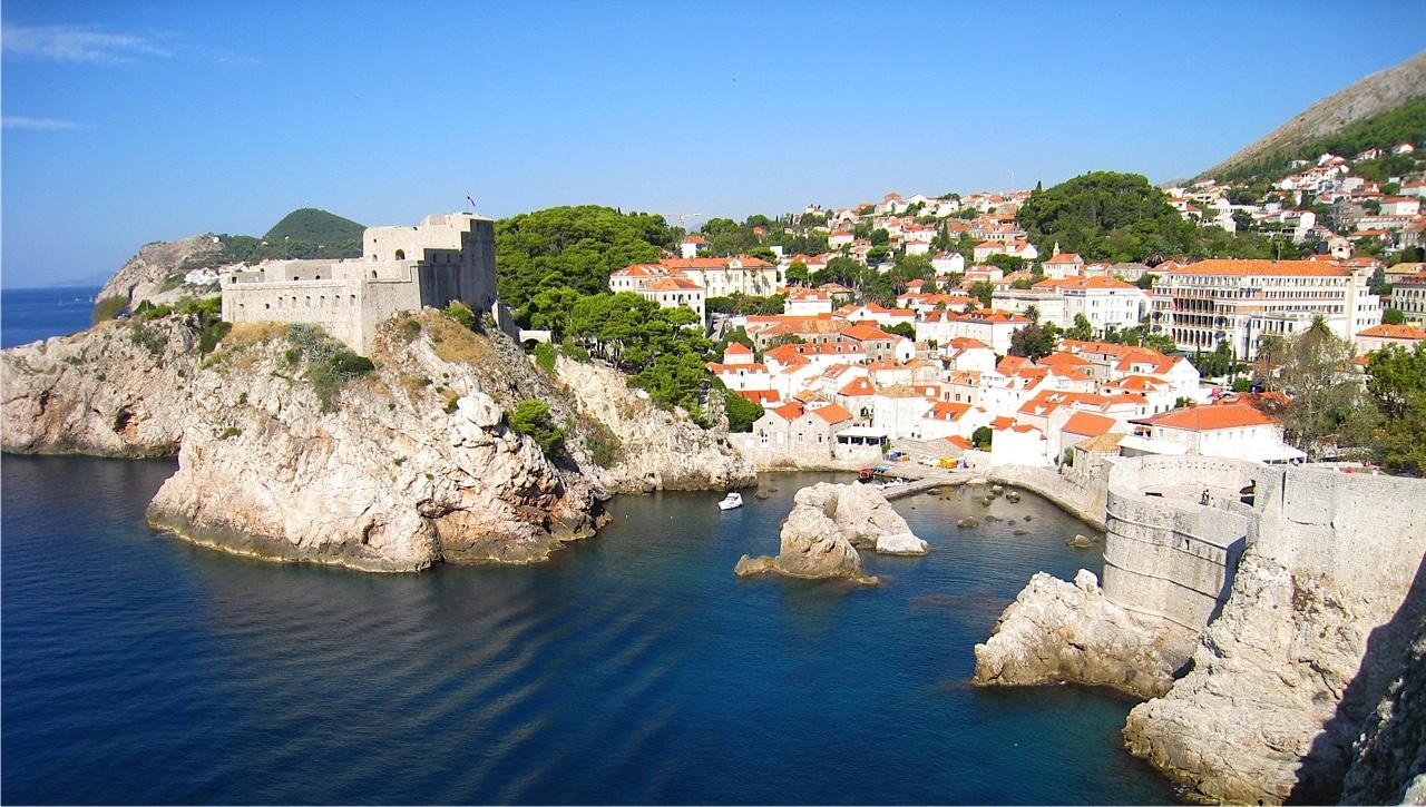 Dubrovnik Fort Lawrence