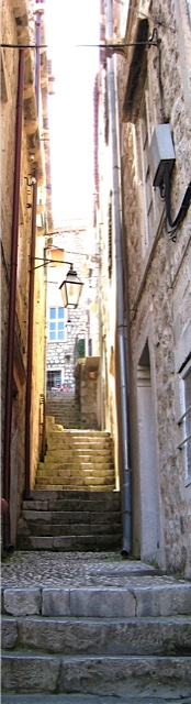 Dubrovnik apartment steps