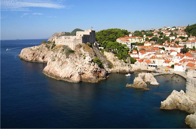Dubrovnik seaport