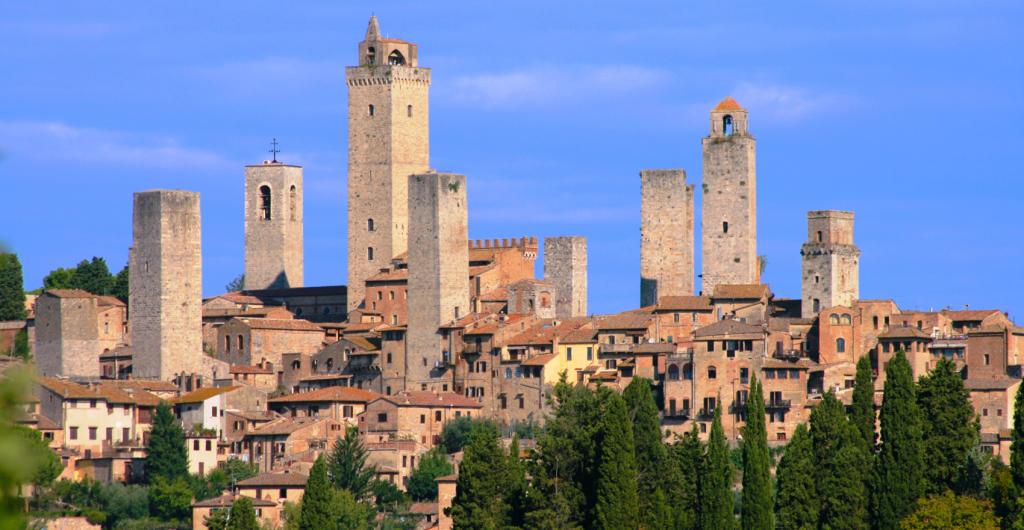 Author Pat Krapf Visits Siena Italy
