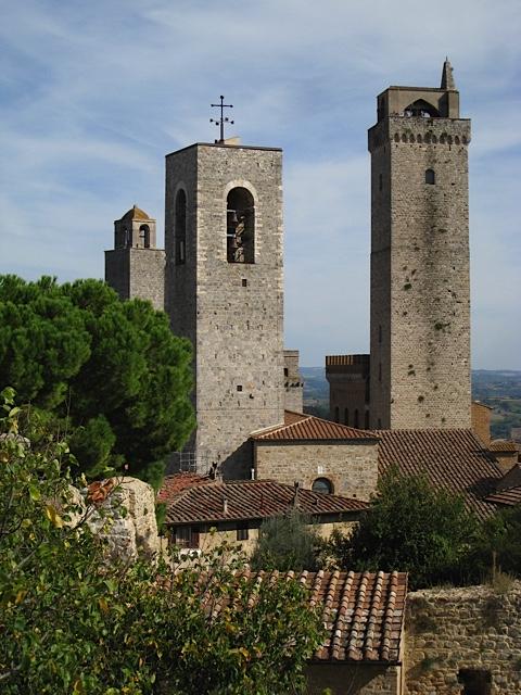 Tuscany tour - San Gimignano