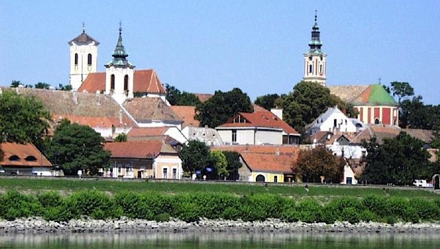 Szentendre on the Danube