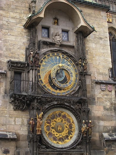 Prague Old Town Hall - Astronomical Clock
