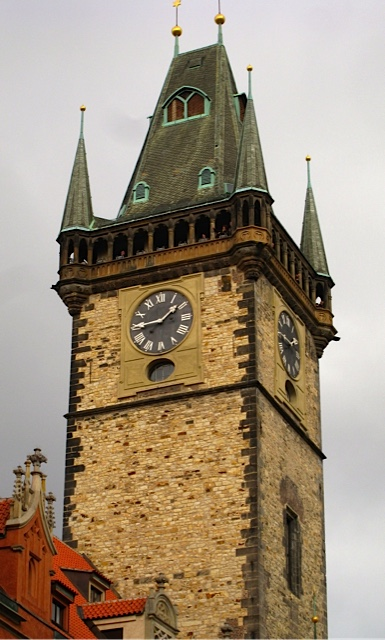 Prague Powder Gate Powder Tower