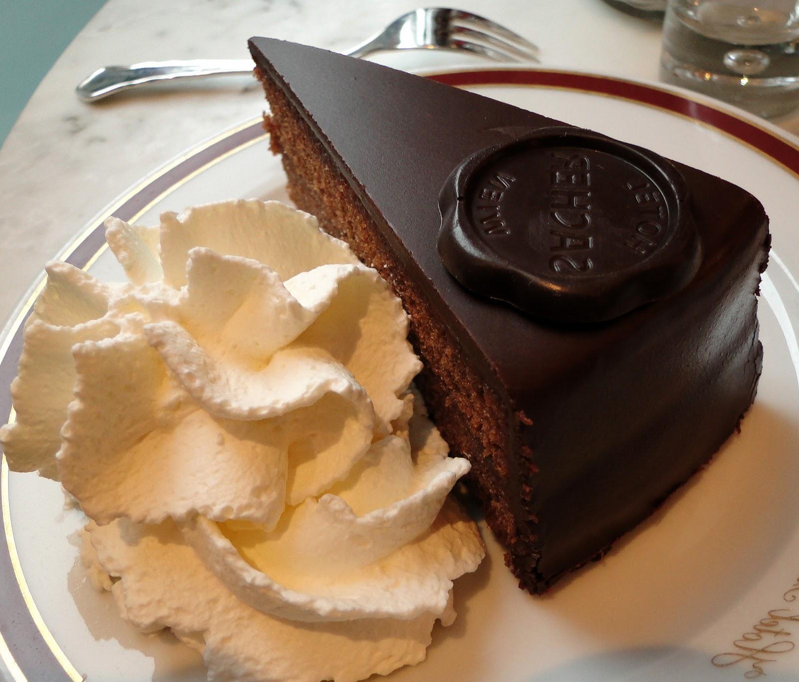 Vienna Sacher Torte