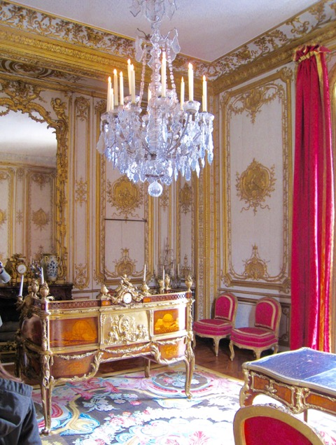 Salon at Versailles