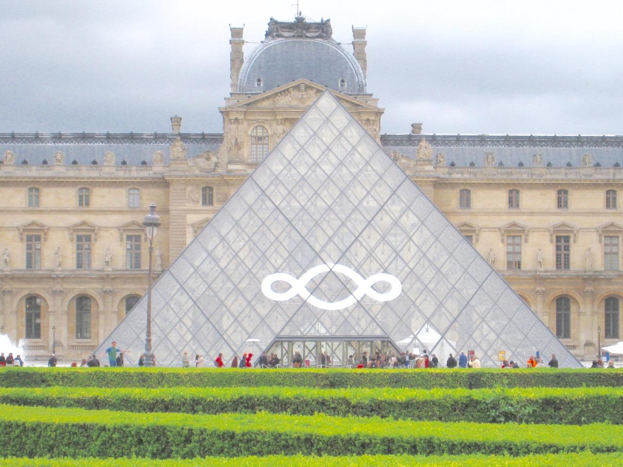 I.M.Pei's Pyramid