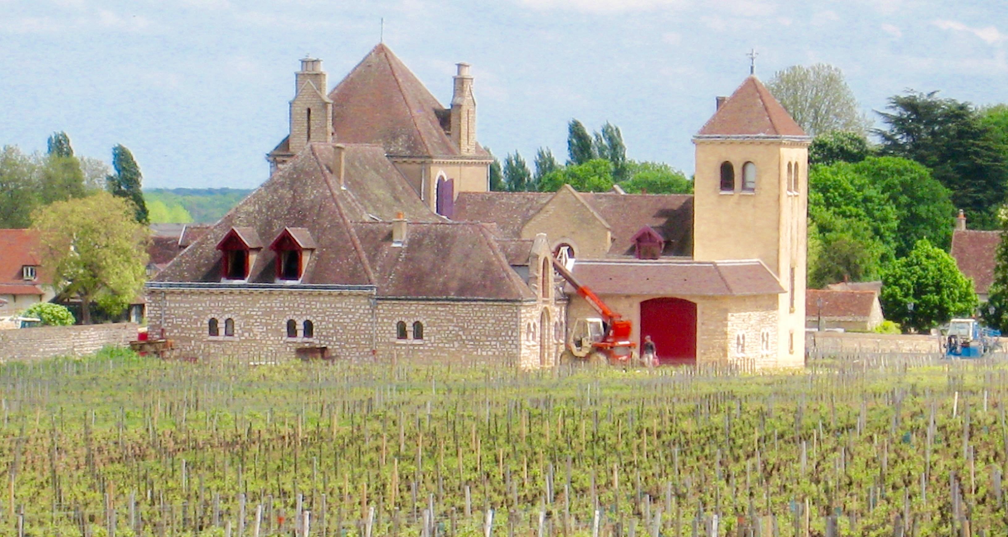 Clos de Vougeot winery