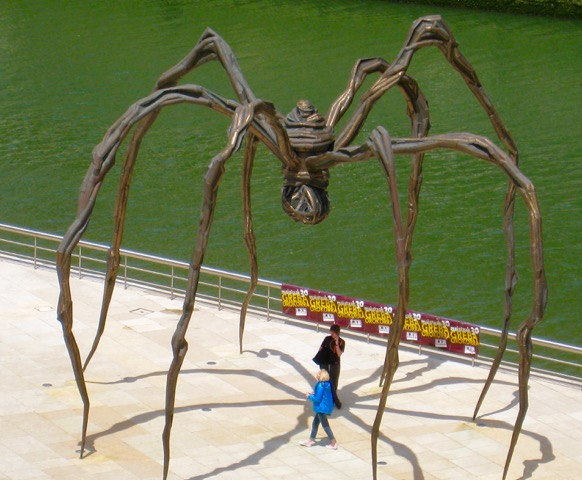 Maman, by Louise Bourgeois