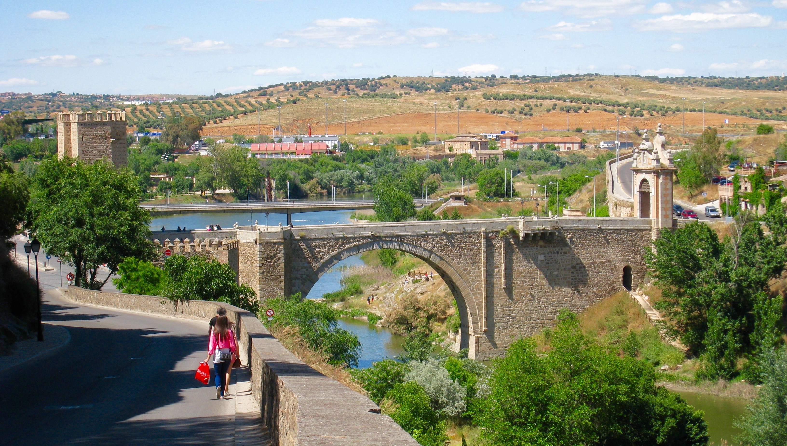 Puente de Alcántara, Spain