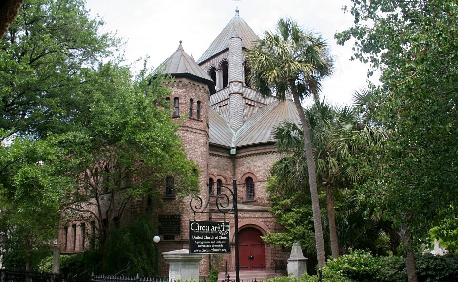 Houses of Worship in Charleston SC