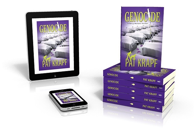 Let's Talk Writing with Author Pat Krapf