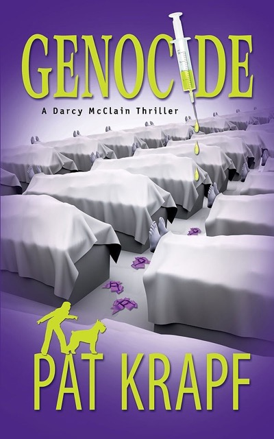 Self Publishing Genocide by Author Pat Krapf