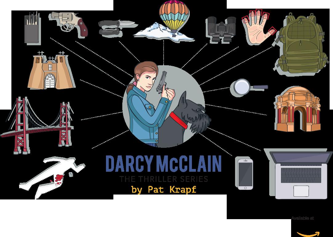 Darcy Mcclain Thriller Series